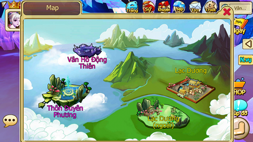 VTC Mobile hé lộ hình ảnh Việt hóa của Hồ Ly 3D 8