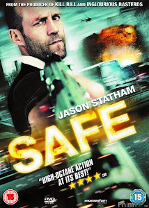 Mật Mã Sống - Safe poster