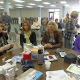 Spotkanie medyczne z Dr. Elizabeth Mikrut przy kawie i pączkach. Zdjęcia B. Kołodyński - SDC13578.JPG