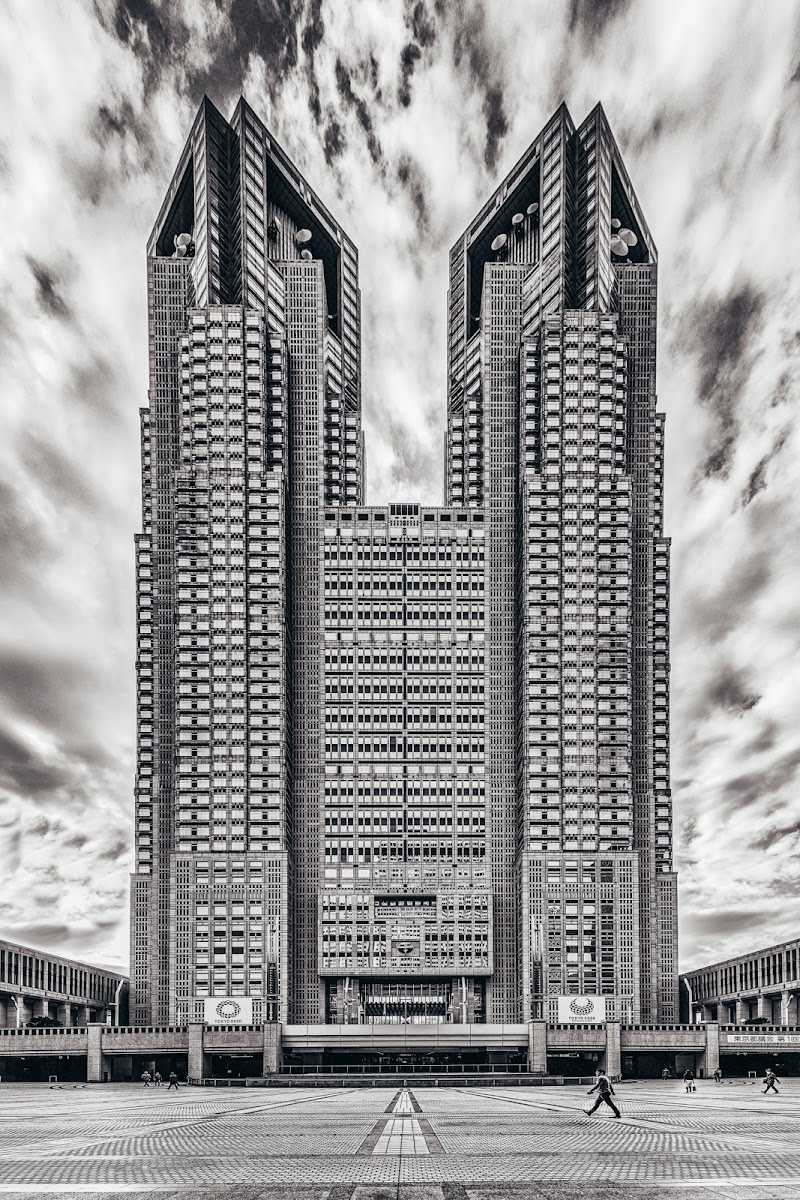 Metropolitan Government Buildings di Karasu_Sora