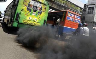 Pollution de l'air : 6,5 millions de décès par an