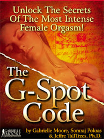 Cover of Gabrielle Moore's Book The G Spot Code.pdf
