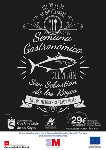 I Semana Gastronómica del Atún de San Sebastián de los Reyes
