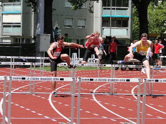 Nat. Swiss-Athletics Nachwuchsmeeting in Bern