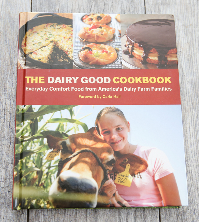 photo of The Dairy Good Cookbook
