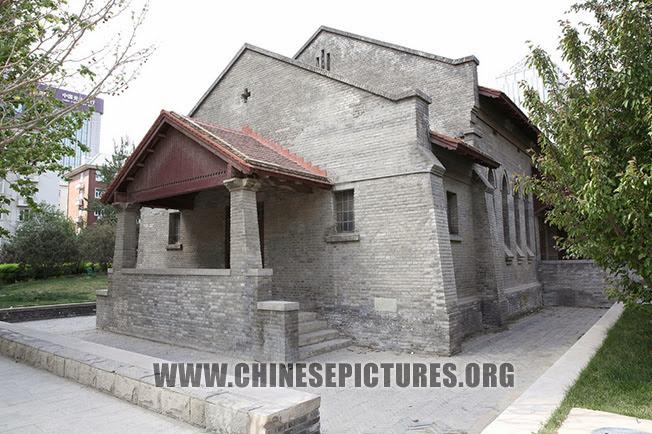 Tianjin Anglican Church Photo