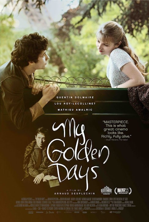 My Golden Days official site