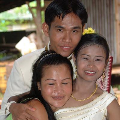 Mariage à Ban Lan Don 2003