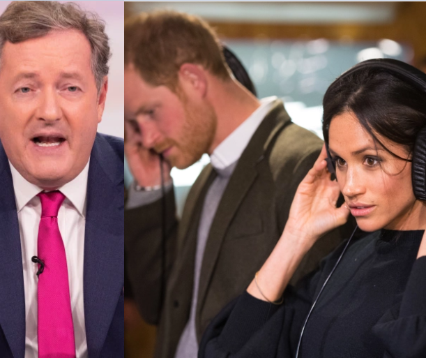 Piers Morgan slams Meghan Markle & Prince Harry's Spotify deal as 'narcissistic and greedy'