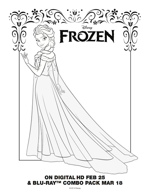 Frozen Hd Wallpaper And Background Photos Of Elsa Coloring Page For Fans