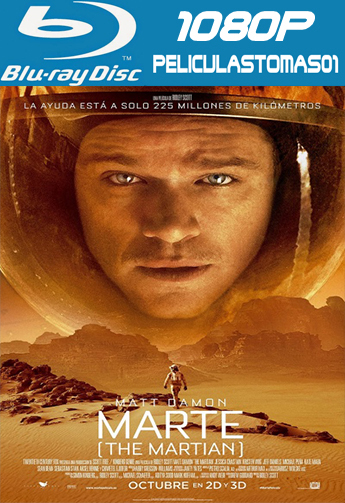 Marte: Operación Rescate (2015) BDRip m1080p