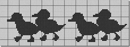 aves y pajaros punto de cruz  (9)