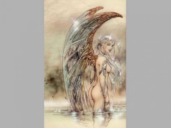 Bath Of Angel, Angels 3