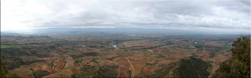 Panorámica desde el vértice (San Cristóbal)  --  2015eko apirilaren 19an