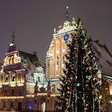 Путь рождественских ёлочек 2013 (Дом Черноголовых)