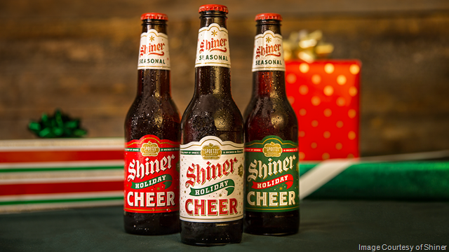 Shiner Releases Holiday Cheer 2018