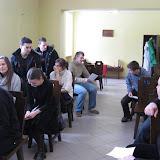 kaplica - przygotowanie do mszy