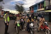 Polres Ketapang Gelar Operasi Patuh Kapuas 2020, Sekaligus Ajang Kampanye Adaptasi Kebiasaan Baru di Tengah Pandemi