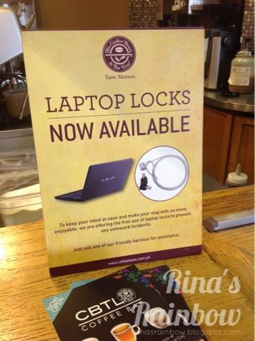 laptop locks