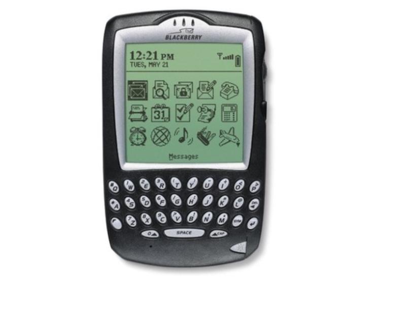 Los 5 problemas de Blackberry que ocasionaron su caída