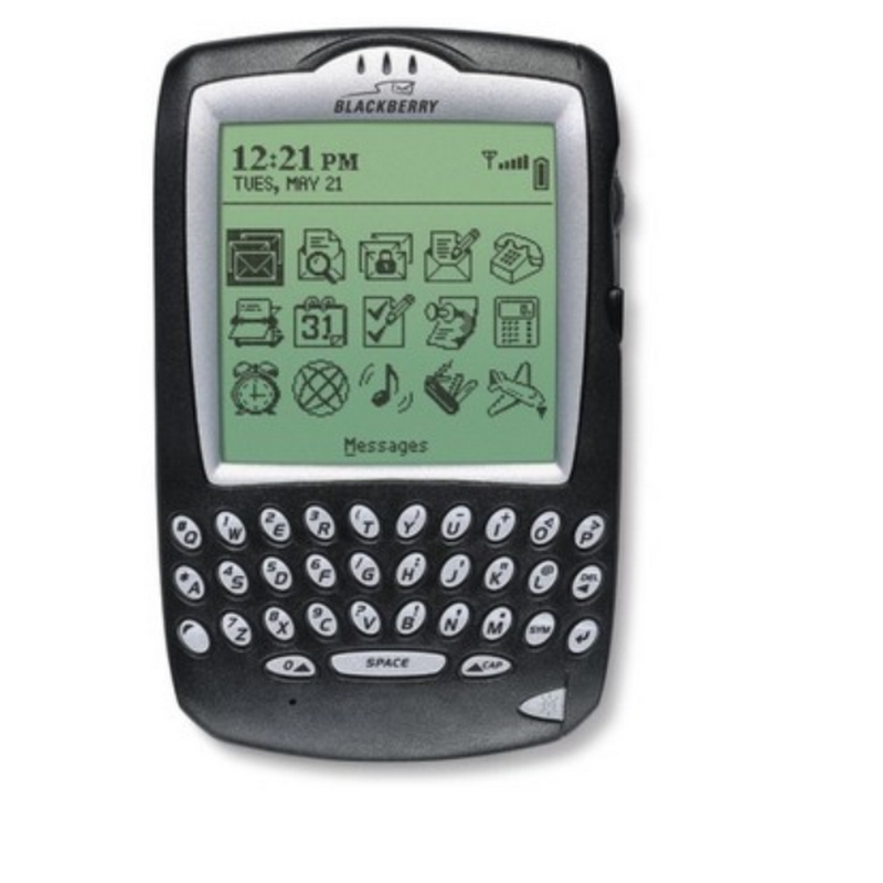 Los 5 problemas de Blackberry que lo llevaron a la ruina