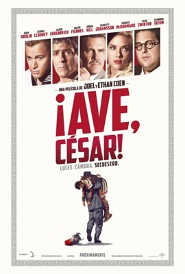 Poster Ave Cesar