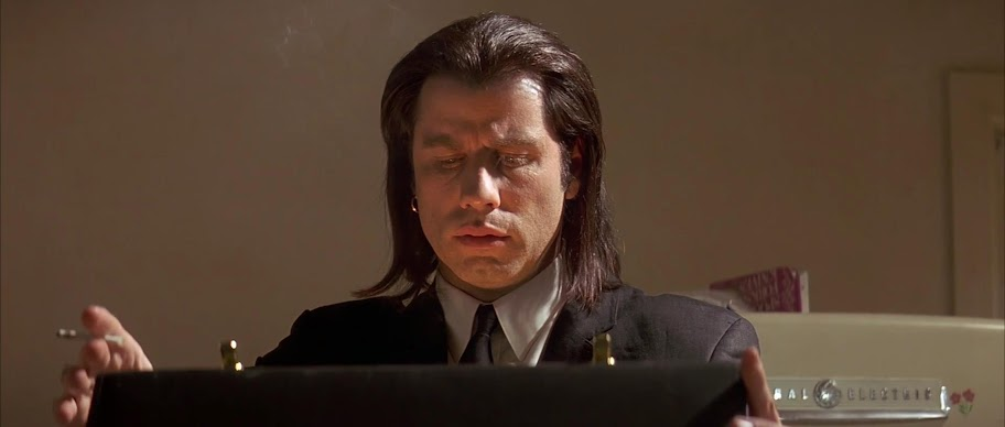 Maletín Pulp Fiction