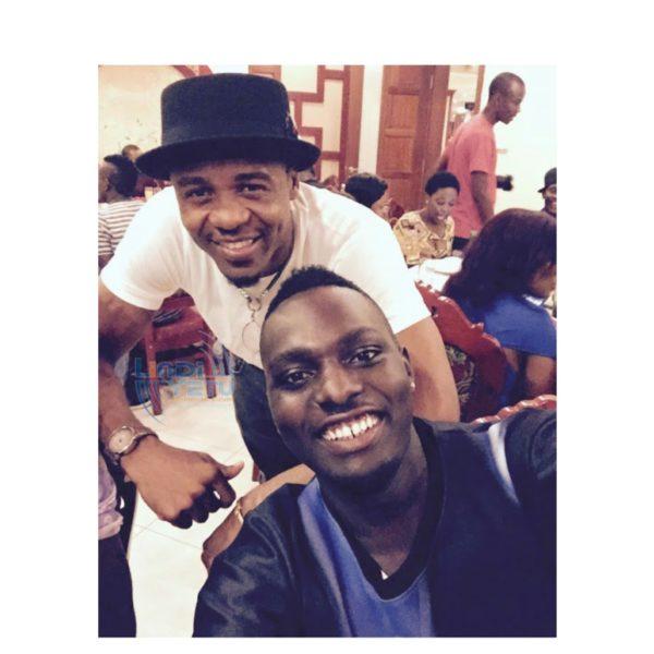Barakah The Prince Akimbia 'Kichambo' cha Team Kiba