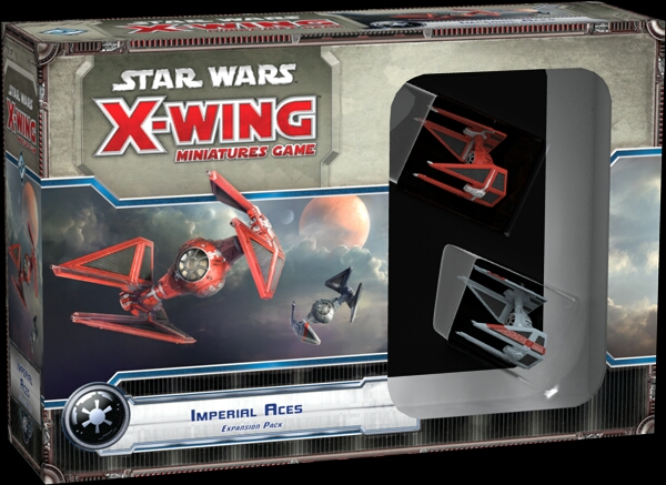 Ases Imperiales X-Wing