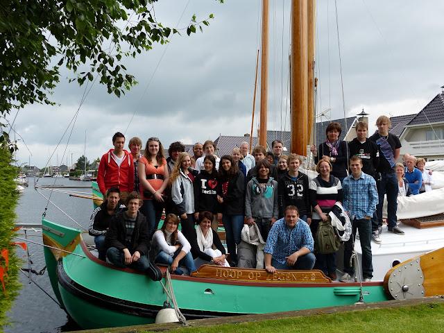 Zeilen met Jeugd met Leeuwarden, Zwolle - P1010356.JPG