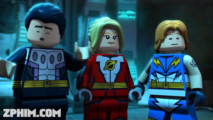 Ảnh trong phim Liên Minh Công Lý LEGO: Cuộc Chạm Trán Vũ Trụ -  1