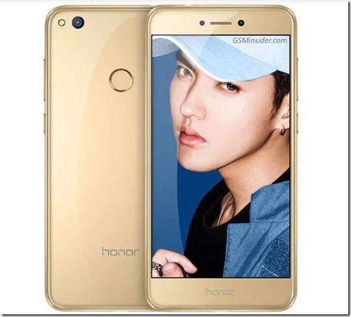 Huawei Honor 8 Lite Diluncurkan, Andalkan Kirin 655 Octa Core