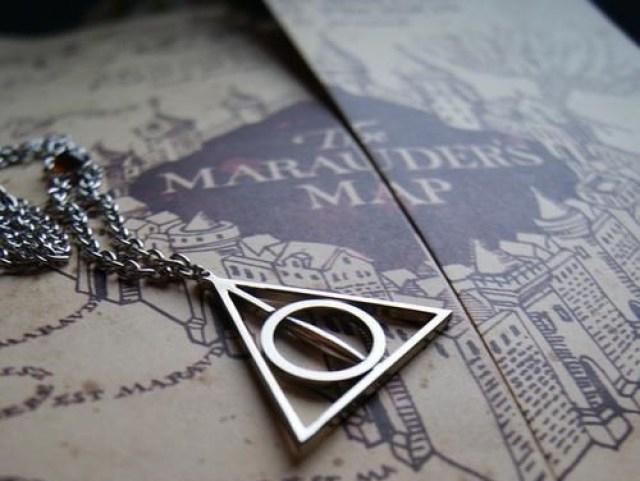 Quiz Harry Potter: qual a sua Reliquia da morte ?