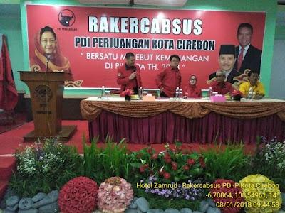 Samsul, Rekom Bamunas Adalah Pilihan Terbaik DPP