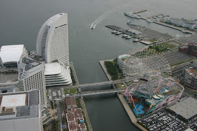 Yokohama Grand Intercontinental Hotel