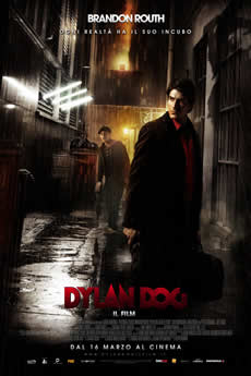 Capa Dylan Dog e as Criaturas da Noite Torrent