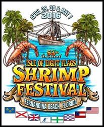 shrimp fest poster