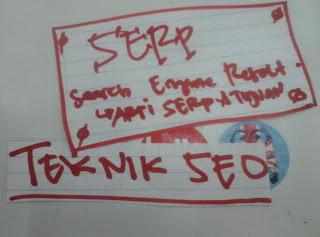 Arti SERP Dan Fungsi SERP -TEKNIK SEO | Belajar SEO