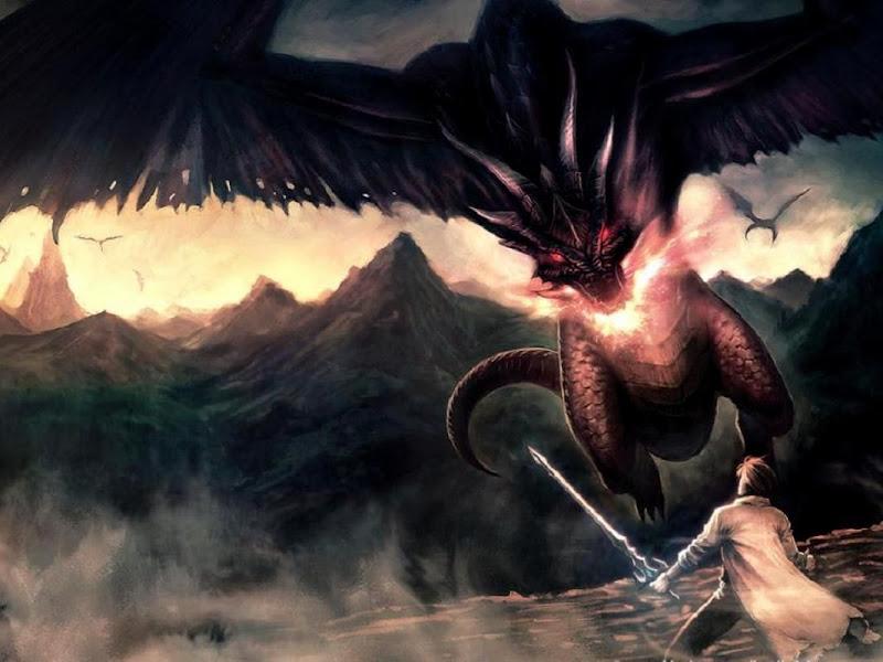 Mine Of My Friend, Dragons 3