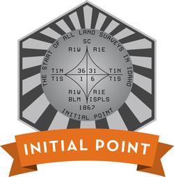 Logo of Slanted Rock Inital Point IPA