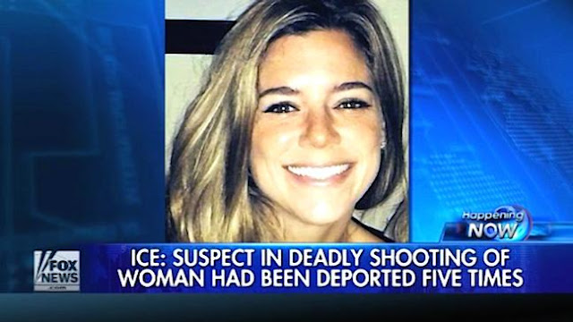 Anniversary of Kate Steinle murder puts immigration in focus