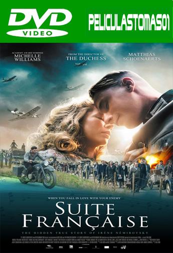 Suite Francesa (2015) DVDRip