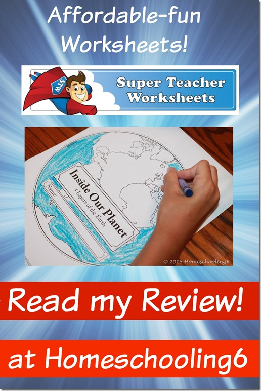 Super Teacher Worksheets Review