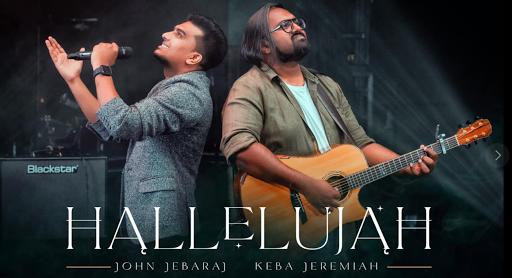 Hallelujah | John Jebaraj