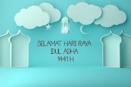 Selamat Hari Raya Idul Adha 1441 Hijriyah   Madrasah Hebat Bermartabat