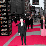 WWW.ENTSIMAGES.COM -   Daniel Radcliffe     at      The Olivier Awards at Royal Opera House, Covent Garden, London, April 28th 2013                                               Photo Mobis Photos/OIC 0203 174 1069
