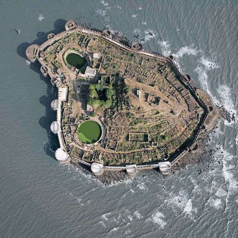 Murud-Janjira Fort, India