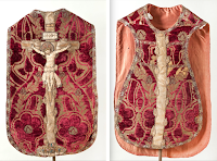 A Spectacular Sixteenth Century Chasuble from Trent
