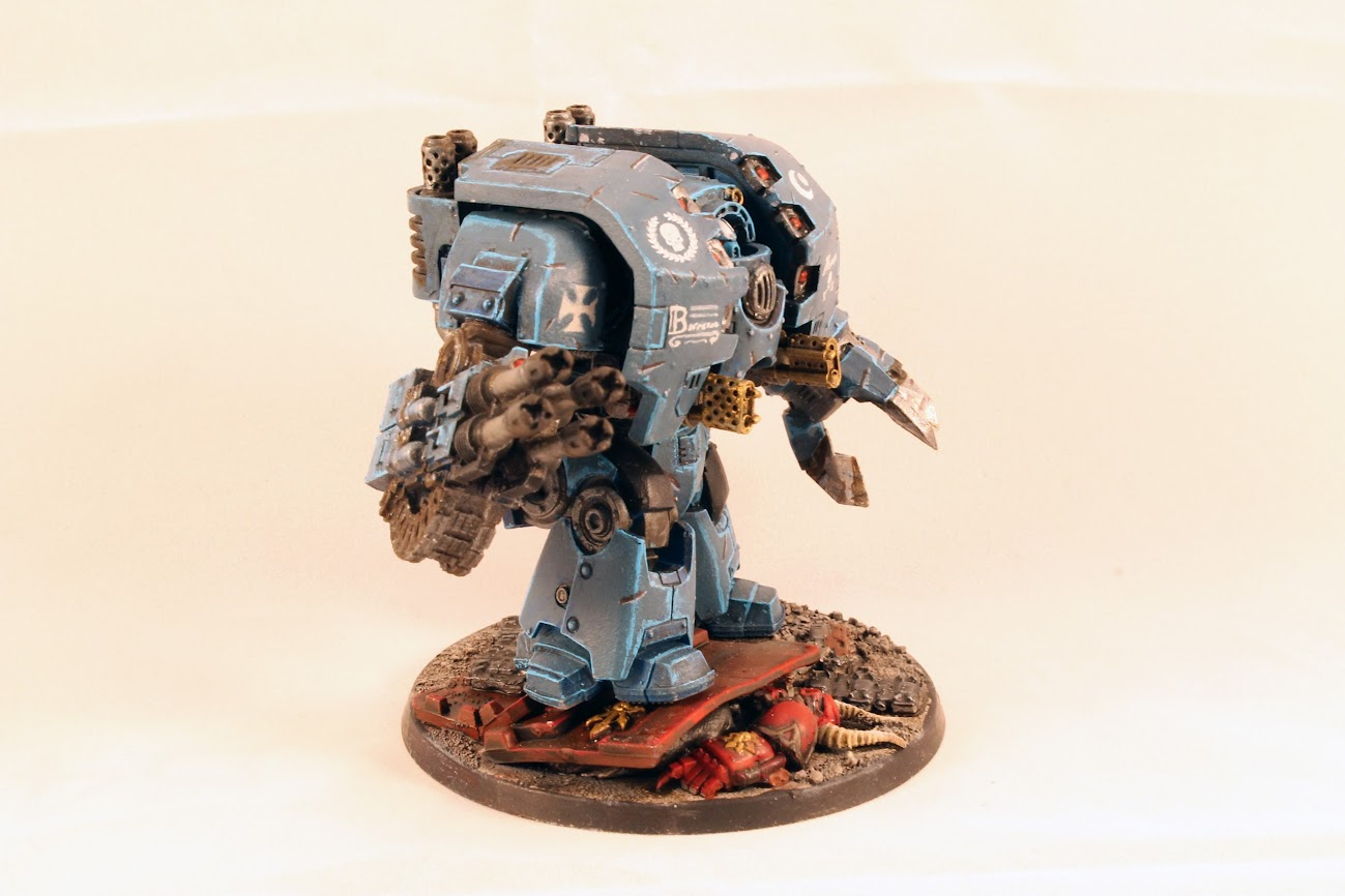 Leviathan Dreadnought, right side