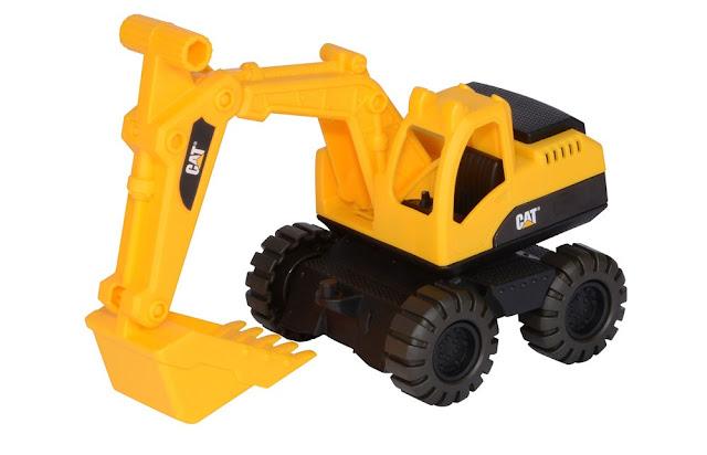 Xe đào đất CAT Mini Workers 82015